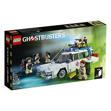 JUNE 2014 LEGO CUUSOO / IDEAS 21108 GHOSTBUSTERS ECTO-1 *NEW&SEALED, GREAT GIFT!