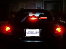 LED J RED 3RD BRAKE LIGHT CENTER STOP BULB LAMP T10 906 912 921 922 2825 168 b