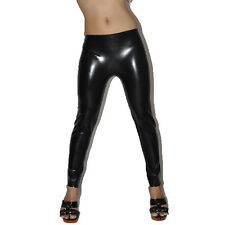 Brand New Latex Rubber Gummi Leggings Long Tousers Pants (one size)