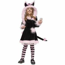 Youth Toddler Girl Costume - Pretty Kitty Costume - Sz Toddler Sm (3T-4T) NEW