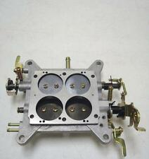 High Performance 850 CFM Carb Carburetor Base Plate 4150 Holley Double Pumper