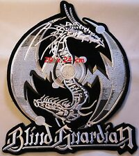 Blind Guardian - back patch  - FREE SHIPPING