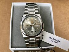 Seiko 5 Automatic SNK125K Men's Watch Stainless Steel