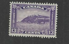 Canada Scott 201 13-cent Citadel issue Unused