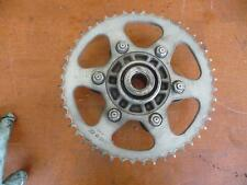 Rear sprocket & carrier Ducati multistrada 620 duc