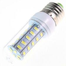 E27 7W LED 36-5730 SMD White 6500K light 110V 120V Saving Corn Light Bulb Lamp