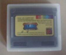 CARD FIGHTERS CLASH CAPCOM UK VER. Neo Geo Pocket Color