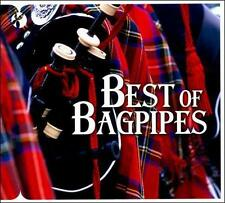 Best of Bagpipes [Digipak] by Various Artists (CD, 2009, 2 Discs, Reflections)