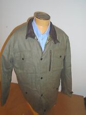 Barbour Wool Blend Tweed Sapper Jacket NWT XL $549