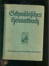 Schwäbisches Heimatbuch 1909-1939