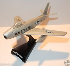DEL PRADO METAL 1/113 AIRCRAFT PLANE AVION North American F-86 Sabre IN BOX