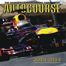 Autocourse 2013-2014: The World's Leading Grand Prix Annual, Hamilton, Maurice