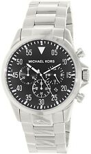 Michael Kors Men's MK8413 Silver Stainless-Steel Quartz Watch