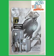 The Rocketeer Action Figure SDCC Exclusive Funko Black & White ReAction Toy