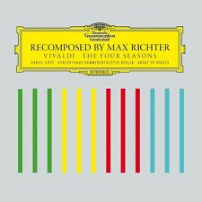 VIVALDI A.-RECOMPOSED BY MAX RICHTER: VIVALDI,FOUR SEASONS-CD DEUTSCHE GRAM NEU