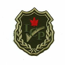 RCAF CAF Canadian ICP Instrument Check Pilot OD Crest Patch 2