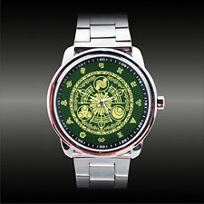 The Legend of Zelda Link Skyward Sword Gate Time Hyrule Symbol Triforce Watch