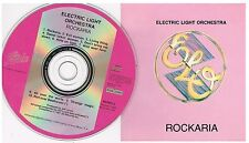 Electric Light Orchestra ‎– Rockaria CD Compilation,1991