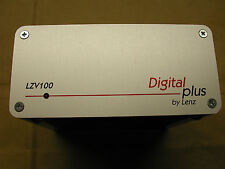 LENZ DCC LVZ100 COMMAND/POWER STATION VERSION 3.5 BRAND FACTORY REFURBISHED