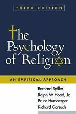 The Psychology of Religion, Third Edition: An Empirical Approach-ExLibrary