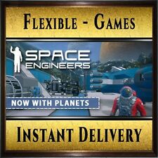 Space Engineers - Steam Gift Digital Key [PC] Instant Delivery