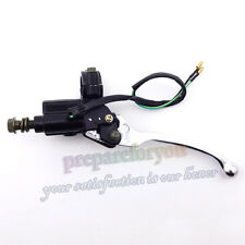 Moped Scooter Right Hand Hydraulic Master Cylinder Brake Lever For GY6 50-150cc