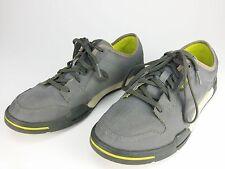 Teva sz 9 42 Slimkosi Hybrid Water Sneakers Shoes Gray Lime Spider Soles
