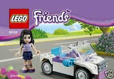Lego Friends Exklusiv-Set 30103 Emma Cabrio