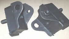 "DODGE PLYMOUTH  CHRYSLER ENGINE MOTOR MOUNT MOUNTS  ""PAIR"" LEFT + RIGHT"