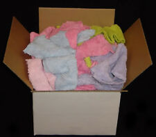 Canyon Group Chenille Fabric Scraps Pieces Lot 4 Pound Box