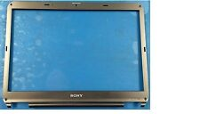 "Genuine Sony VAIO VGN-NS Series 15.4"" LCD Front Bezel Cover 013-300A-8946-A #604"
