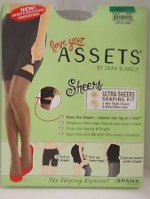 Spanx Assets by Sara Blakely Ultra Sheers Shaping Kit 845B - Nude Size 5