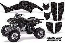 AMR Racing Honda TRX 400 EX Graphic Kit Wrap Quad Decal ATV 1999-2007 HISH BLACK