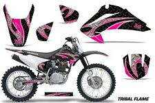 Honda CRF 150/230F Graphic Kit AMR Racing Decal Sticker Part 03-07 TRIBAL PINK