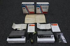 HONDA CLARION STERIO AMPLIFIER & EQUALIZER NOS HONDA CIVIC 1200 CVCC SB1 RS NEW