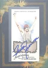 2008 Topps Allen & Ginter Bruce Jenner Framed Autograph #AGA-BJ NM