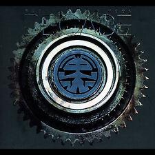 Audio CD: Decade, Rabbit in the Moon  (CD & DVD). Very Good Cond. CD+DVD. 828489