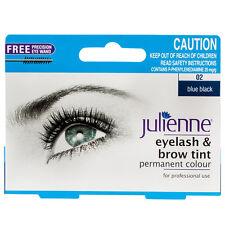 Julienne Cil & Teinture Sourcil 02 Bleu Noir Permanent Couleur 15ml