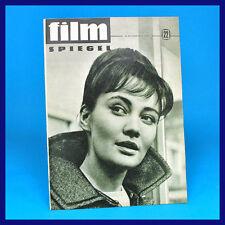 DDR ▶ Filmspiegel 22/1964 vom 30.10. Angelica Domröse Horst Jonischkan Lushina