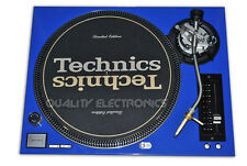 Technics Faceplate for SL1200/SL1210 M5G Blue, Face Plate Blue, Blue Face Plate