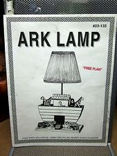 NOAH''s ARK LAMP diagram 1996 schema Cherry Tree Toys woodworking plans
