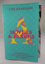 Like New Book Movers and Fakers by Lisi Harrison (2010, Paperback)