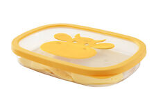 Snips Sliced Cheese Saver Container - Cow Design - 1.5L - Made in Italy