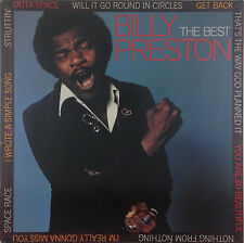 """12"""" LP - Billy Preston - The Best - k2648 - RAR - washed & cleaned"""