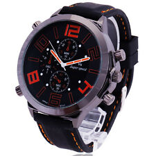 Cool Army Military Sports Watches Men Luxury Oversize Dial Relogio Masculino Uhr