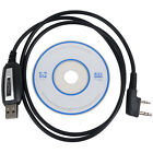 USB Programming Cable + CD for Baofeng UV-5R 888S Two Way Radio Walkie Talkie HJ