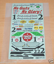 Tamiya 58354 The Frog (Re-Release), 9400373/19400373 Decals/Stickers, NIP
