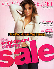 Victoria's Secret-Semi-annual Colthing Sale 9/07,Miranda Kerr,September 2007,NEW