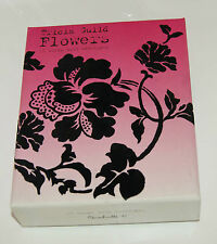 Flowers . . .  cards & envelopes  by Tricia Guild   (box damaged)