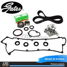 Gates Timing Belt Water Pump Kit Valve Cover Gasket for Hyundai Elantra Tiburon